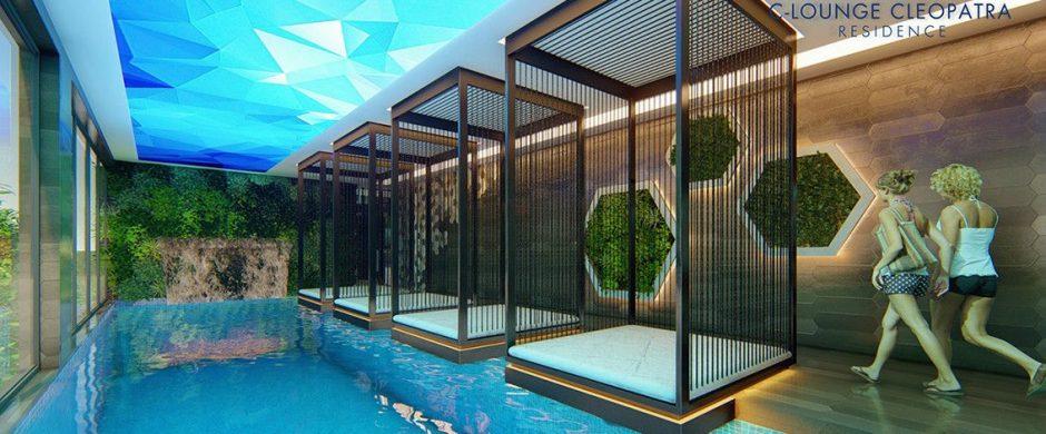 C-Lounge Cleopatra Residence