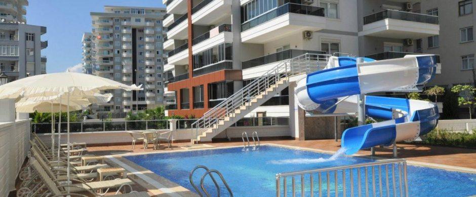 Sky Blue Plus Residence