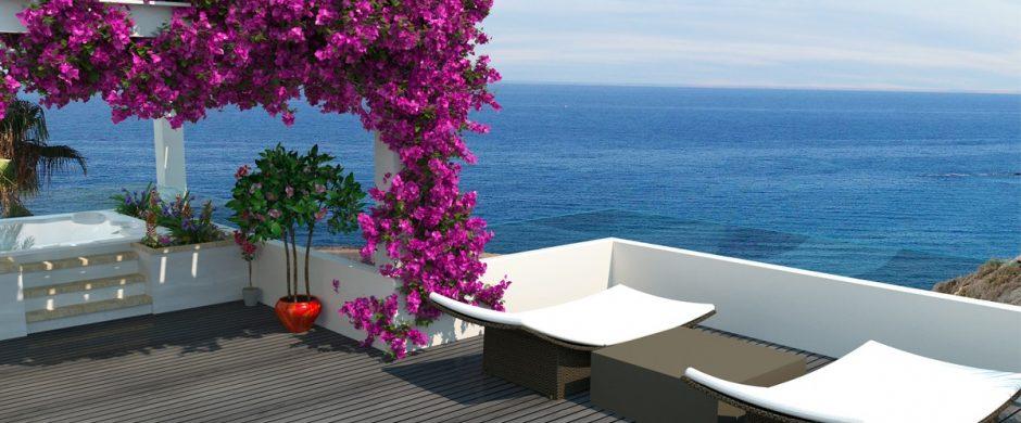 Poseidon beach front project in Cyprus