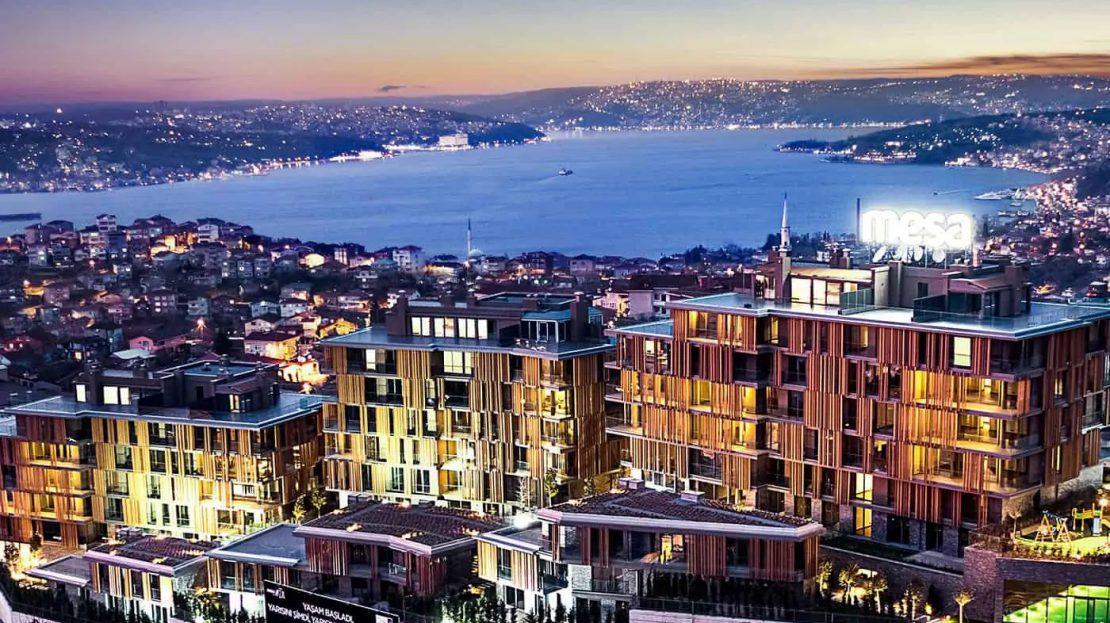 پروژه چابوک لو Mesa Çubuklu 28 Beykoz استانبول Istanbul اروپایی خرید ملک در استانبول خرید ملک در بیکوزاستانبول خرید ملک در اروپایی استانبول بیکوز خرید خانه در استانبول اروپایی بیکوز خرید آپارتمان در استانبول اروپایی بیکوز