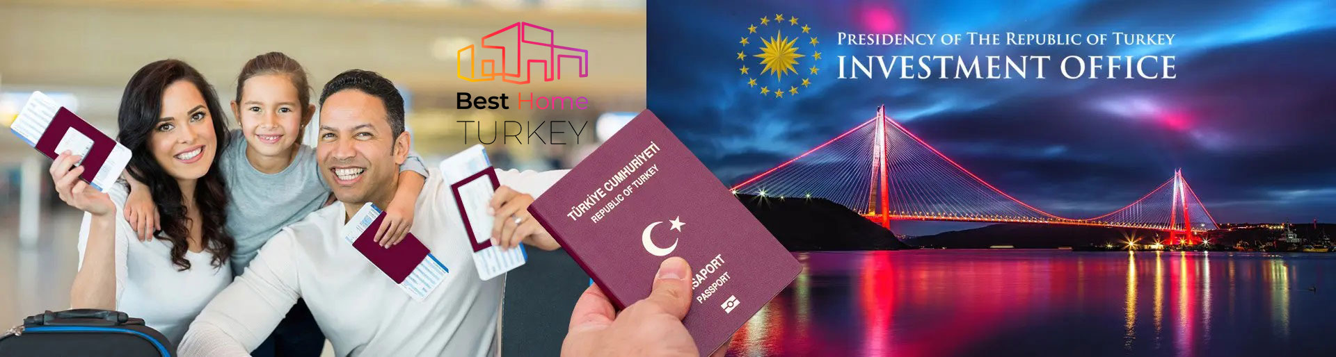 دریافت پاسپورت ترکیه دریافت شهروندی ترکیه