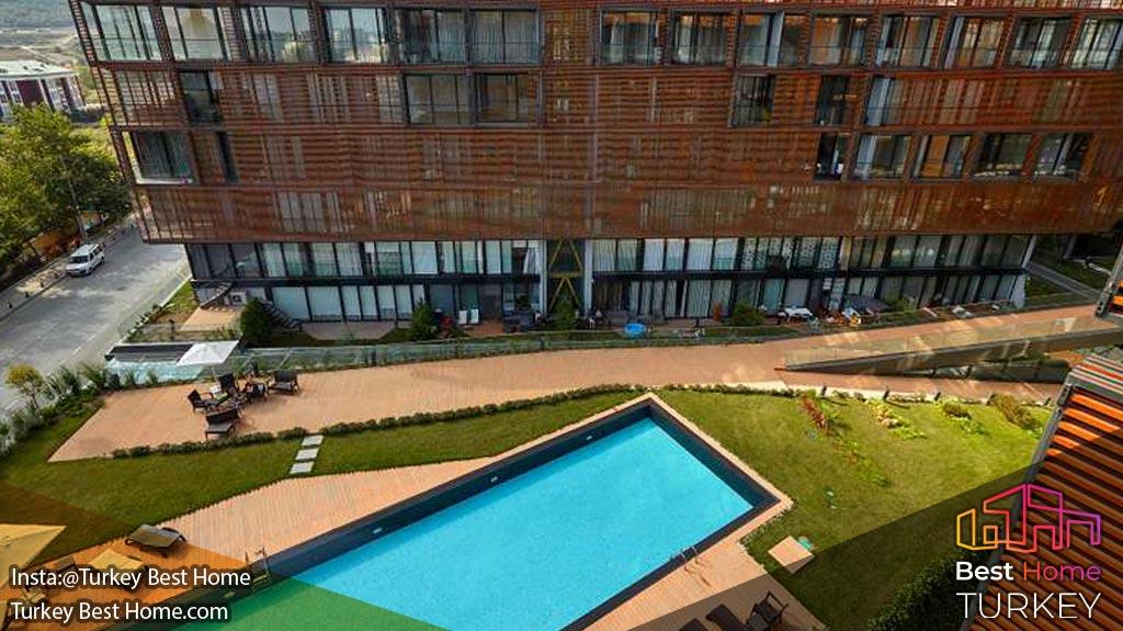 فروش آپارتمان در منطقه گوک ترک Gokturk