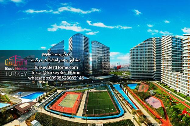 محله باغجیلار استانبول منطقه باغجیلار استانبول
