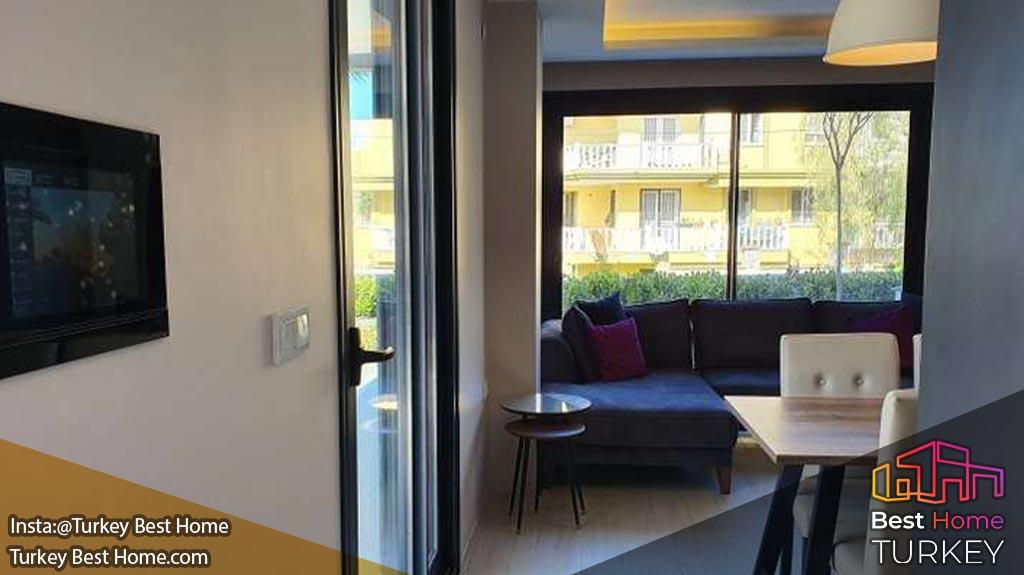 آپارتمان های هوشمند ازمیر در منطقه ثروتمند چشمه Cesme