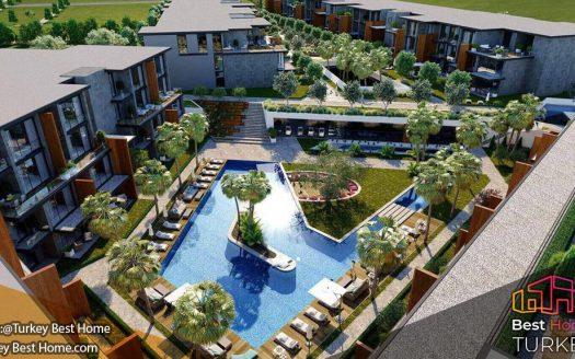 املاک سرمایه گذاری ازمیر آماده برای فروش - آپارتمانهای لوکس اسپا نزدیک به فرودگاه