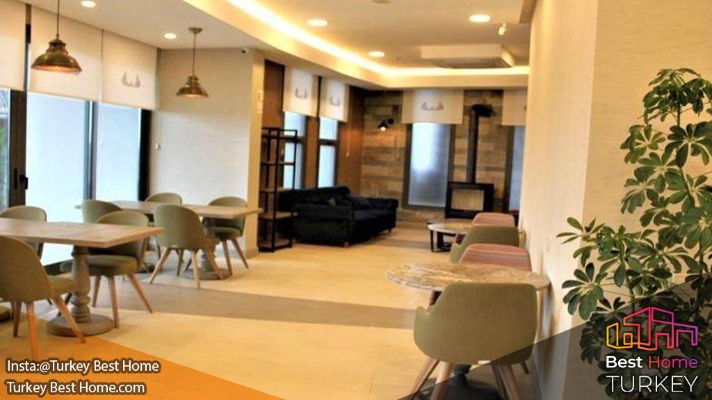 فروش هتل لوکس در ازمیر با فاصله ی 250 متر از دریا در اقامتگاه فروش هتل لوکس در ازمیر با فاصله ی 250 متر از دریا در اقامتگاه چشمه Cesmevچشمه Cesmev