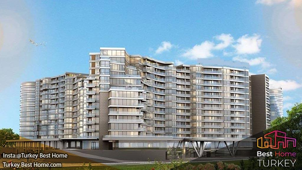 خرید ملک در پروژه پرایم استانبول در منطقه باهچلی اولر Prime Istanbul Bahcelievler