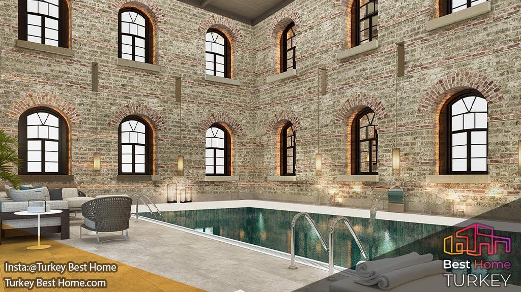 خرید آپارتمان در پروژه ساحلی بیوکیالی جاده کندی استانبول Büyükyalı kennedy St