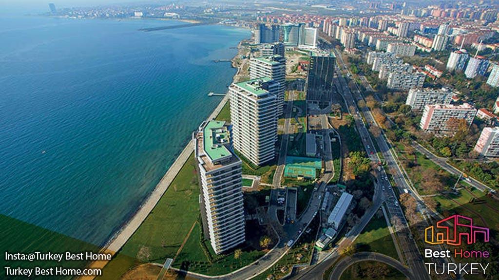 خرید ملک در پروژه یالی آتاکوی منطقه باکیرکوی استانبول Yalı Ataköy BAKIRKÖYخرید ملک در پروژه یالی آتاکوی منطقه باکیرکوی استانبول Yalı Ataköy BAKIRKÖY