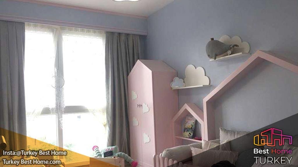فروش آپارتمان با ویوی دریا و جزیره در منطقه آسیایی استانبول Kartal