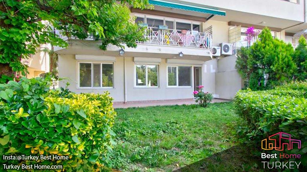 فروش آپارتمان - باغ سنتی در استانبول در تارابیا Tarabya