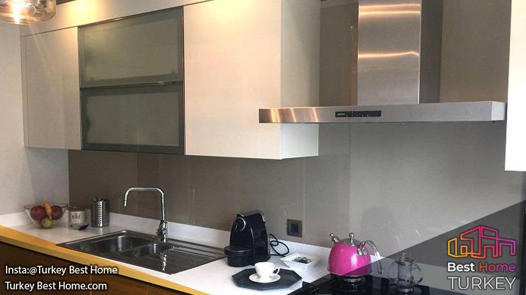 فروش آپارتمان با ویوی دریا و جزیره در منطقه آسیاییفروش آپارتمان با ویوی دریا و جزیره در منطقه آسیایی استانبول Kartal استانبول Kartal
