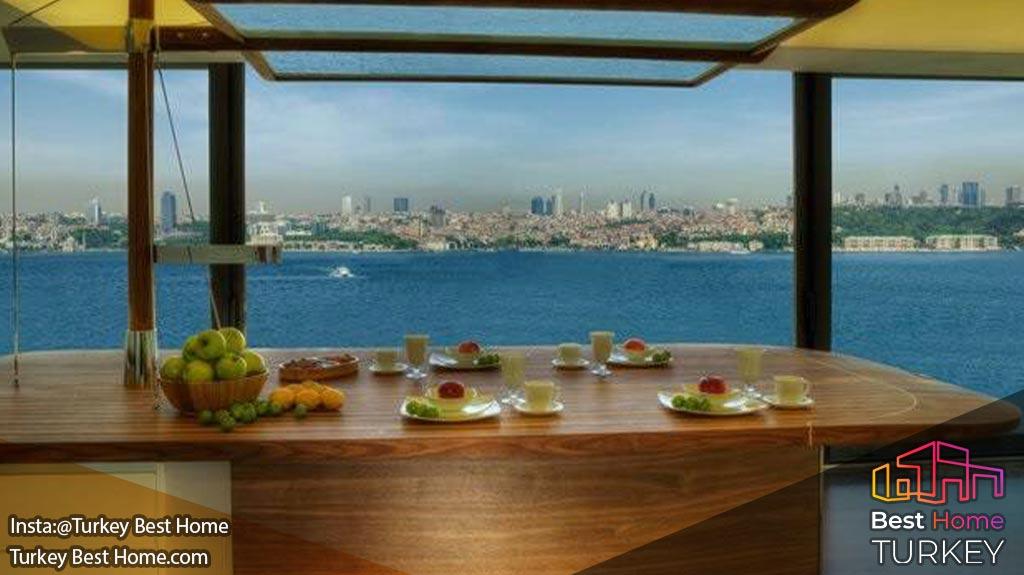 خرید خانه در عمارت پرستیژ اوسکودار استانبول Uskudar Prestige Mansions