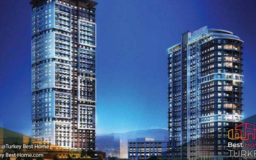 فروش آپارتمان با ویوی دریا و جزیره در منطقه آسیایی استانبول فروش آپارتمان با ویوی دریا و جزیره در منطقه آسیایی استانبول KartalKartal