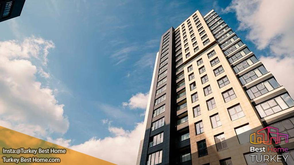 خرید آپارتمان لوکس در نست دراگوس با ویو دریا Nest Dragos Maltepe