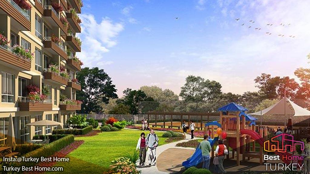 فروش آپارتمان هایی با ویوی رو به دریا در منطقه آسیایی نشین استانبول