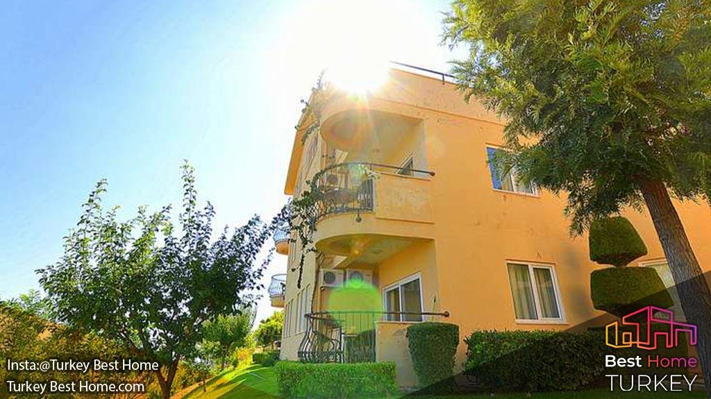 آپارتمانی با دید دریا در کارگیجاک Kargicak آنالیا