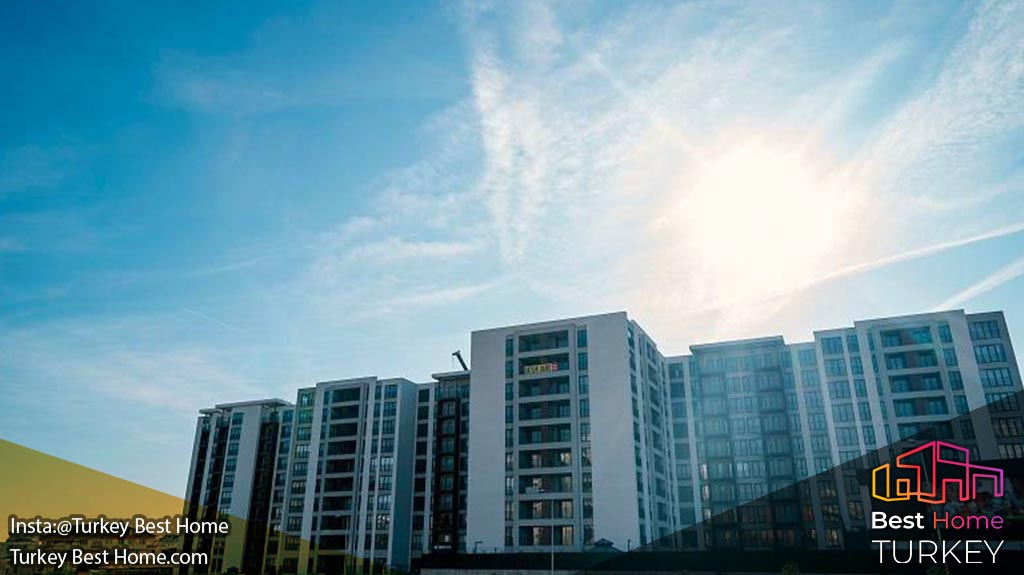 پروژه آپارتمان 143 اون دورت اوچ پندیک  Ondörtüç Pendik