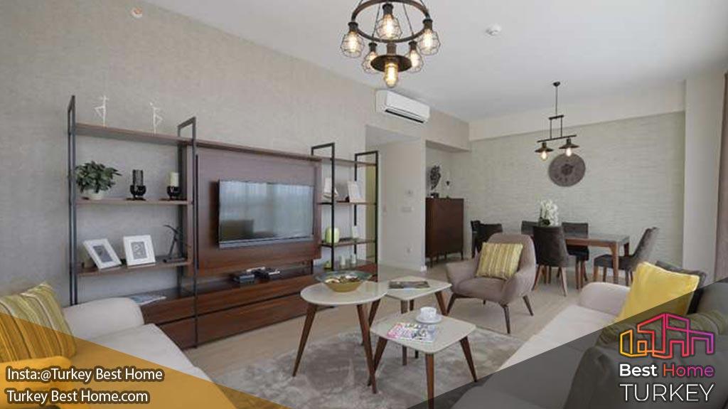 فروش آپارتمان هایی با ویوی رو به دریا در منطقه آسیایی نشیفروش آپارتمان هایی با ویوی رو به دریا در منطقه آسیایی نشین استانبولن استانبول