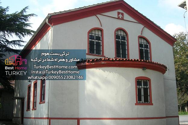 معرفی محله زیتین بورنو استانبولمعرفی محله زیتین بورنو استانبول
