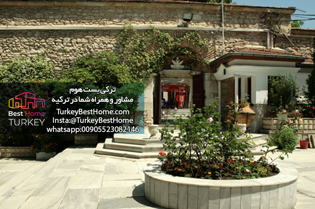 معرفی محله زیتین بورنو استانبول