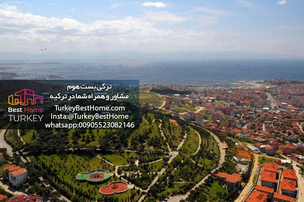 قیمت خانه در پندیک استانبول اجاره خانه در پندیک استانبول خیابان پندیک استانبول محله پندیک در استانبول