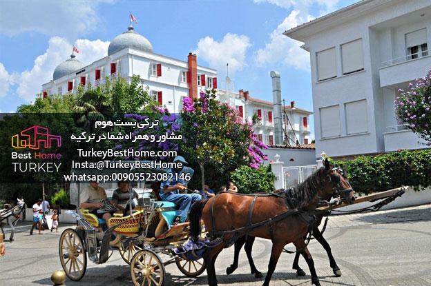 آدالار در استانبول جزیره آدالار استانبول