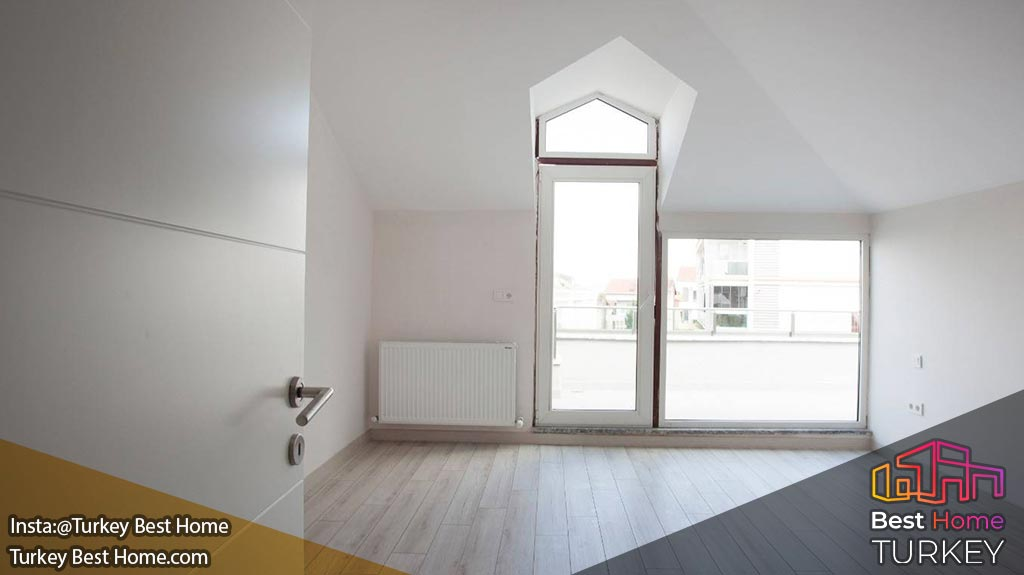 آپارتمانهای لوکس با نمای دریا در بویوک چکمجه Buyukcekmece