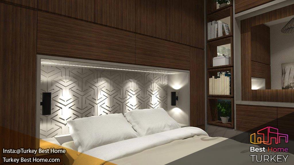 فروش آپارتمانهای لوکس با ضمانت اجاره 12 ماهه در بیلیکدوزو Beylikduzu