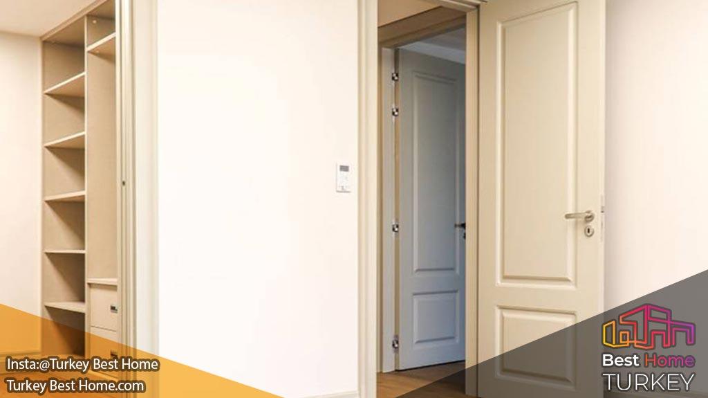 آپارتمانهای لوکس جدید ازمیر برای فروش در گوزل باهچه Guzelbahce