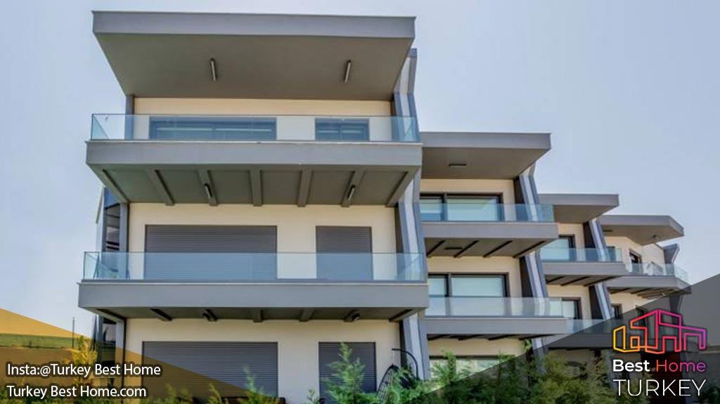 آپارتمانهای لوکس ازمیر برای فروش در چشمه Cesme