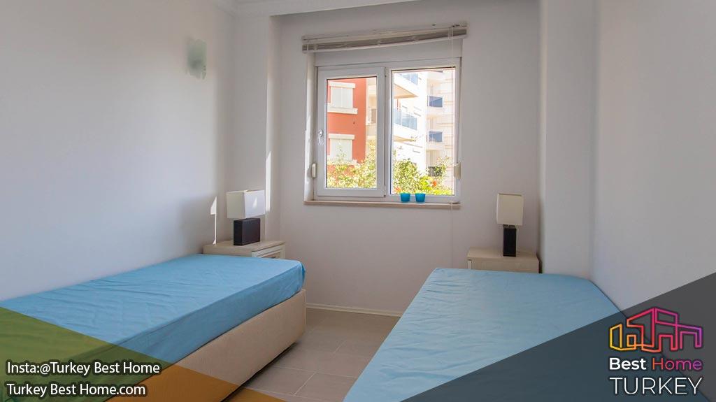 فروش آپارتمان 2 خوابه در جیکجیلی Cikcilli آنالیا