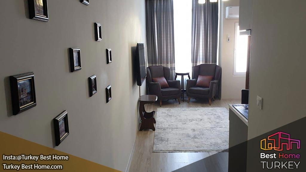 آپارتمان استودیویی در Esenyurt اسن یورت