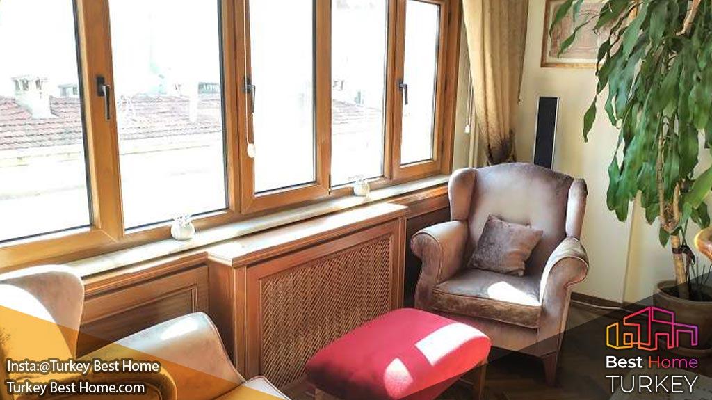 فروش آپارتمان 3 خوابه سنتی در شیشلی Sisli