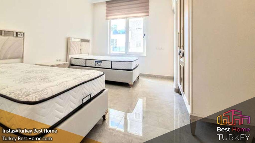 آپارتمان لوکس آپارتمان لوکس 2 خوابه در محموتلار Mahmutlar با فاصله پیاده روی تا ساحلآپارتمان لوکس آپارتمان لوکس 2 خوابه در محموتلار Mahmutlar با فاصله پیاده روی تا ساحل