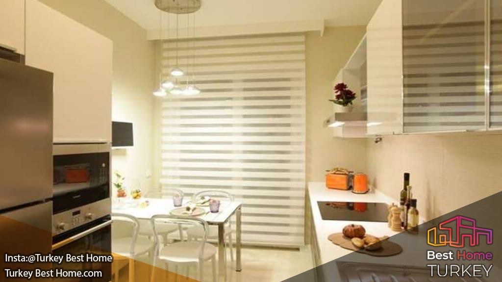 فروش آپارتمان لوکس در منطقه Bagcilar باغجیلار