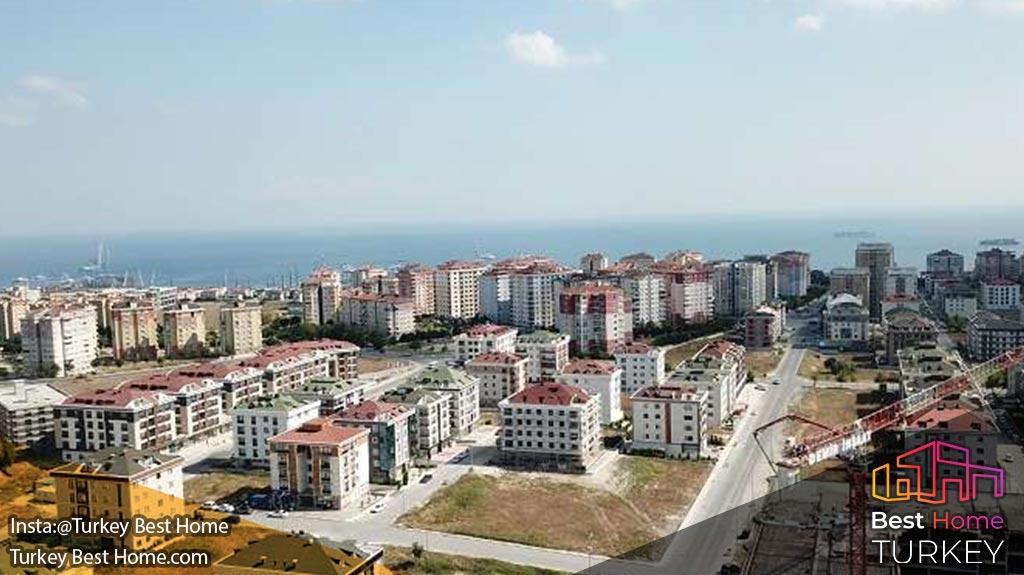 خرید ملک در پروژه دمیر کانتری بیلیکدوزو Demir Country Beilikduzu