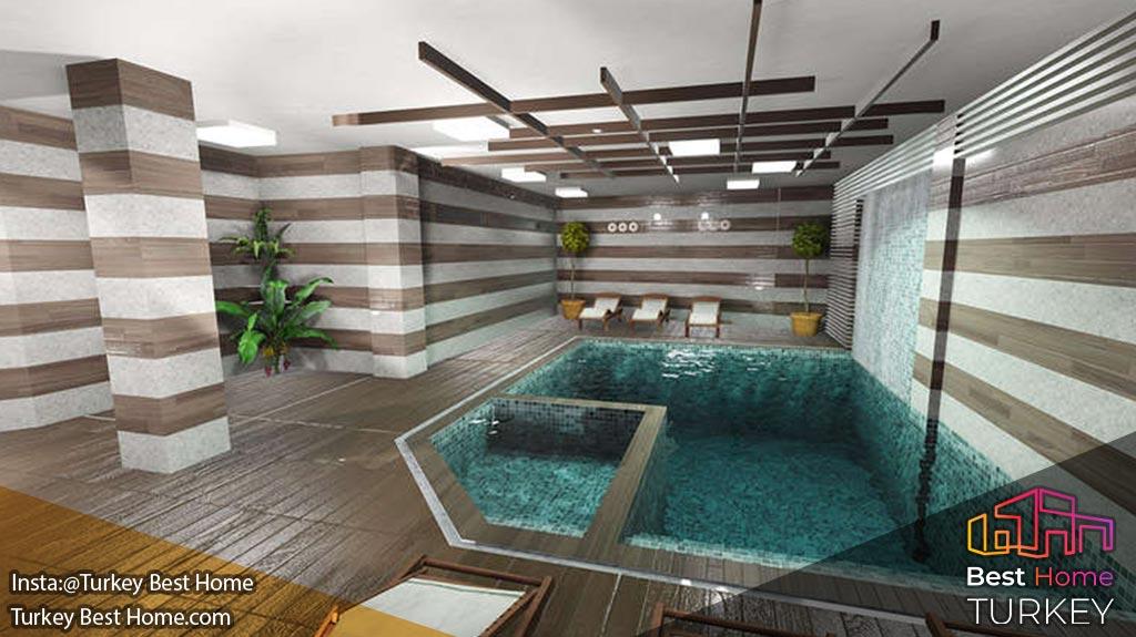 خرید ملک در پروژه پرستیژ الولری بویوکچکمجه استانبول prestige evleri büyükçekmece