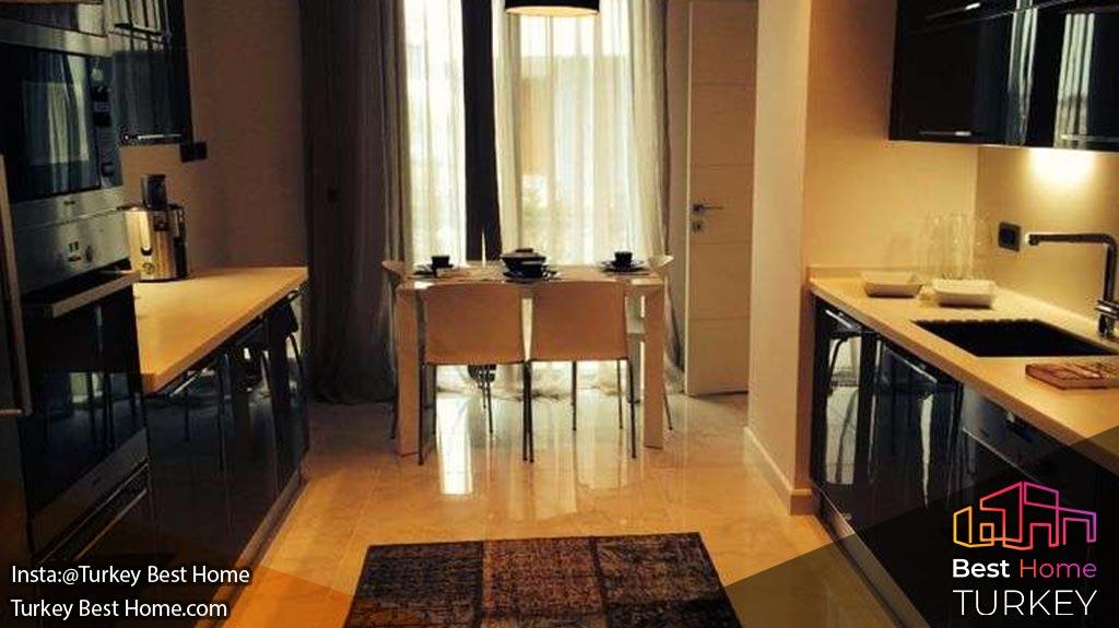 خرید واحد آپارتمان در پروژه انلوگو اسنیورت استانبول NLogo İstanbul