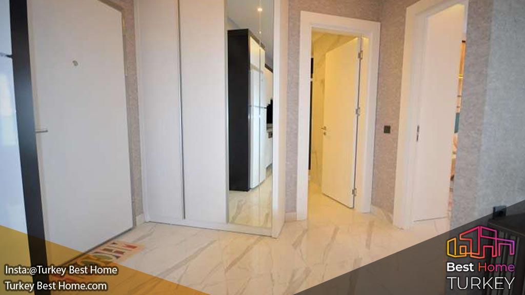 فروش آپارتمانهای لوکس در کارگیجاک Kargicak با شرایط پرداخت اقساطی با 0٪ بهره