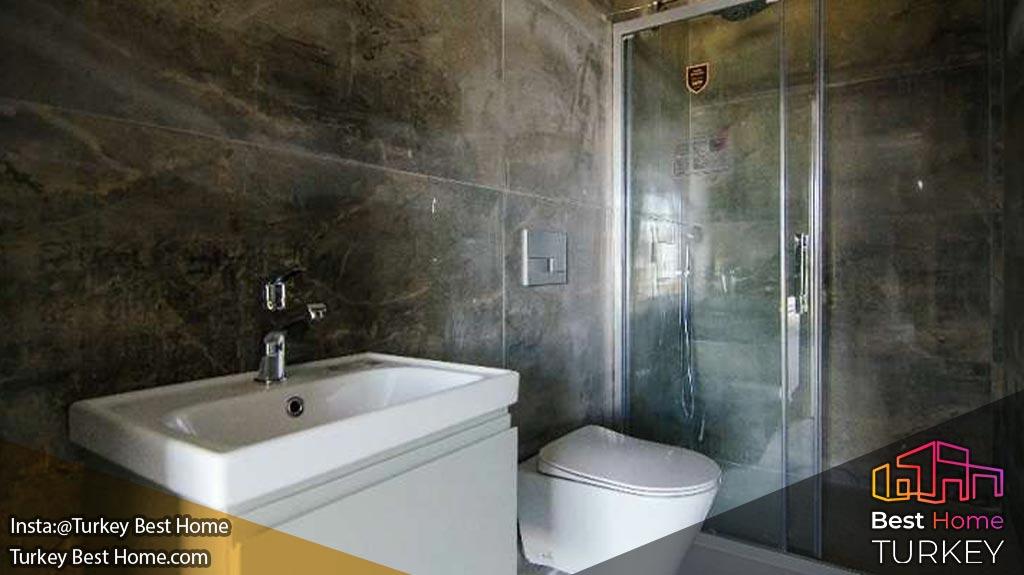 فروش آپارتمان های رو به در دریا با امکانات عالی در کستل Kestel