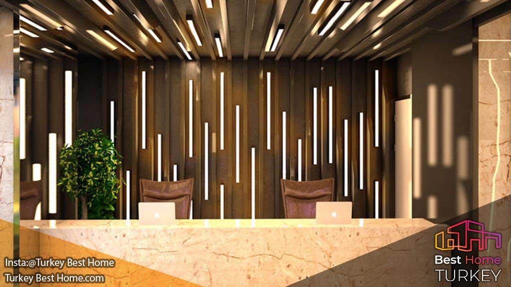فروش آپارتمانهای لوکس نوساز در مرکز شهر Leventلونتفروش آپارتمانهای لوکس نوساز در مرکز شهر Leventلونت