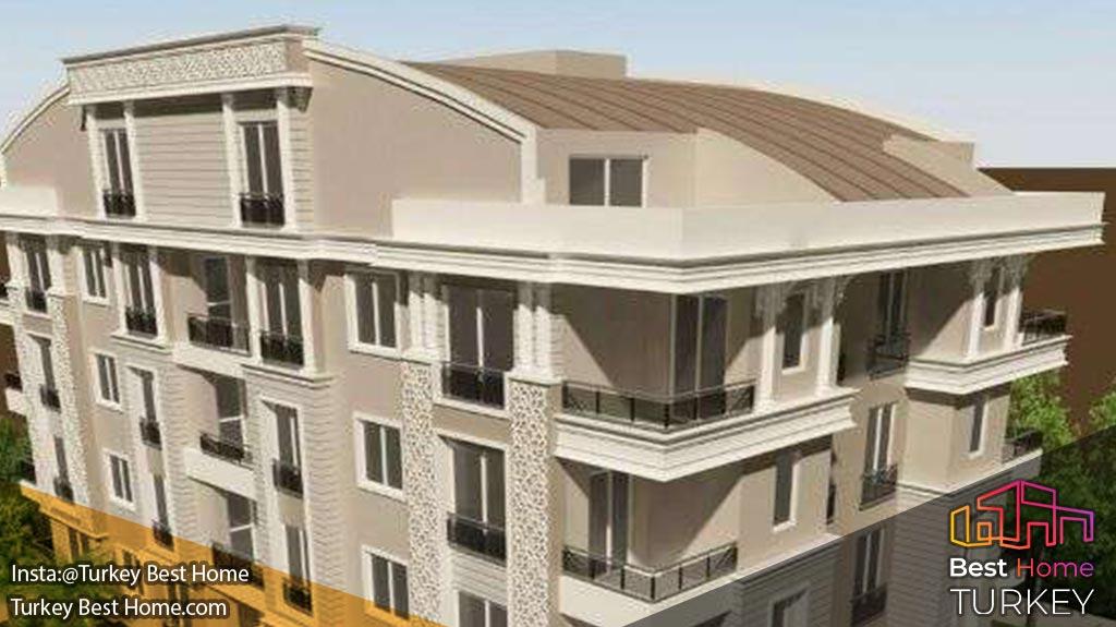 فروش آپارتمان در کنیالتی konyaalti