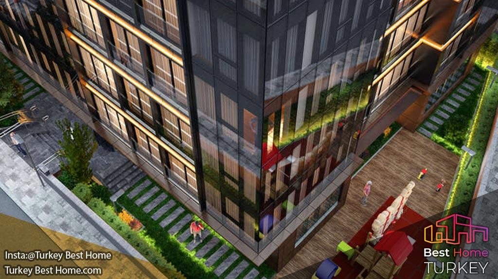 فروش آپارتمانهای لوکس نوساز در مرکز شهر Leventلونت