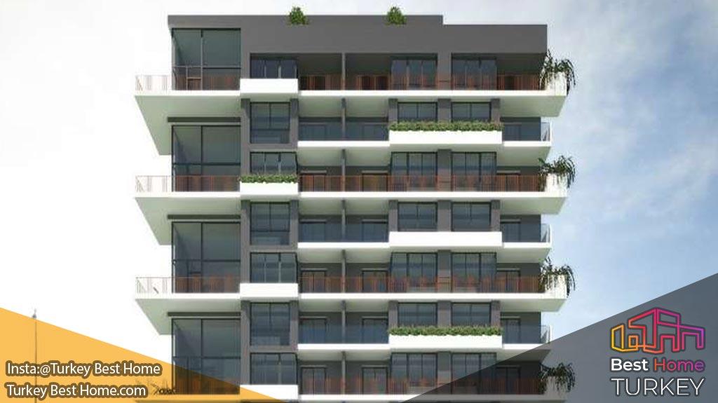 فروش آپارتمان لوکس و مقرون به صرفه در بورنووا Bornova