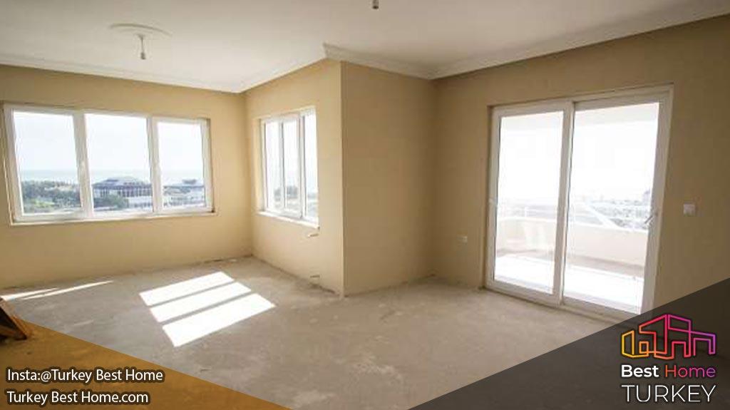 فروش آپارتمان 3 خوابه در ساحل لارا Elite Lara Beach