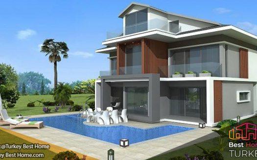 فروش املاک Belek در بلک Golf Resort ؛ آنتالیا