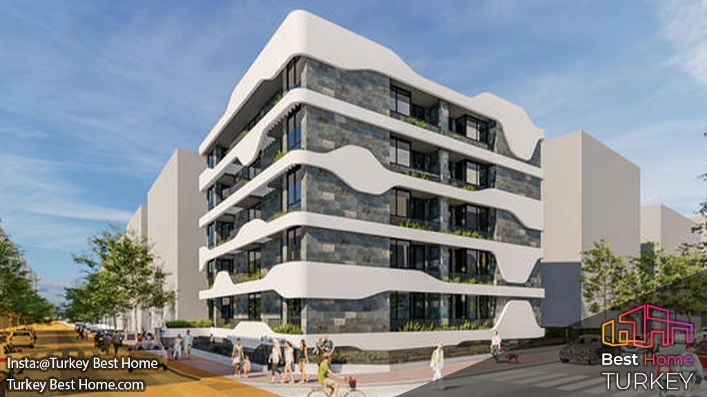 فروش هتل - آپارتمان با پرداخت بدون بهره در منطقه آلانیای مرکزی