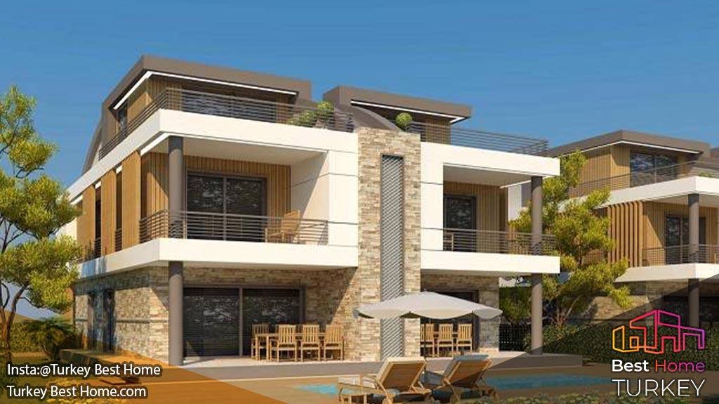 فروش Elite Villa 6 خوابه در کنیالتیKonyaalti ، آنتالیا