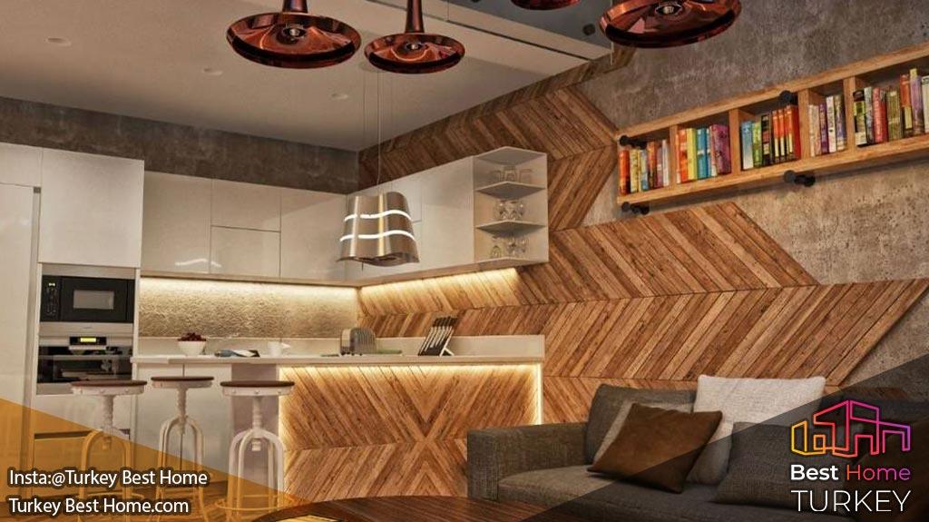 فروش آپارتمان های با ویوی دریا در منطقه کوناک Konak